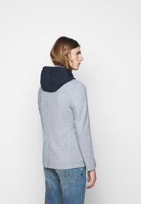 JOOP! Jeans - HOODNEY - Light jacket - open grey - 3