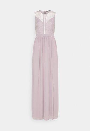 EBBA MAXI - Společenské šaty - lavender fog