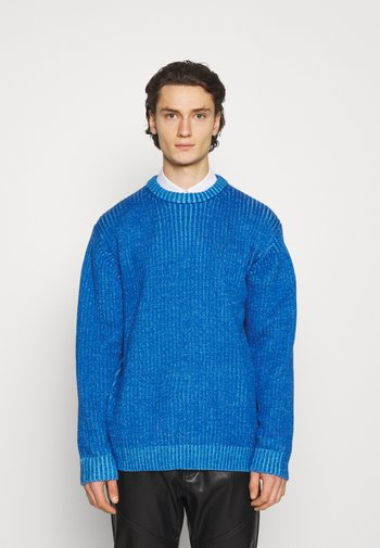 OSCAR - Jumper - blue