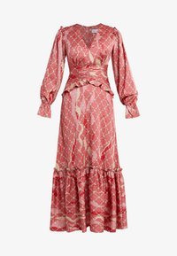 Three Floor - FANTASIST DRESS - Ballkleid - faded rose /tomato red - 4