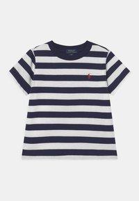 Polo Ralph Lauren - T-shirts print - white/french navy - 0