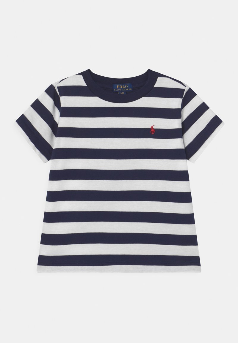 Polo Ralph Lauren - T-shirts print - white/french navy