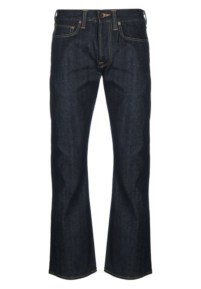 Jeans Bootcut - 14 oz blue unwashed
