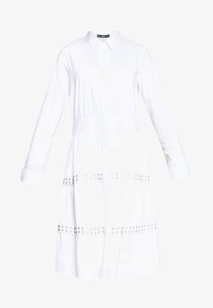 BELLA ROCKY DRESS - Day dress - white