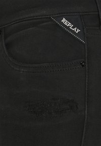 Replay - NEW LUZ PANTS - Jeans Skinny Fit - black - 2