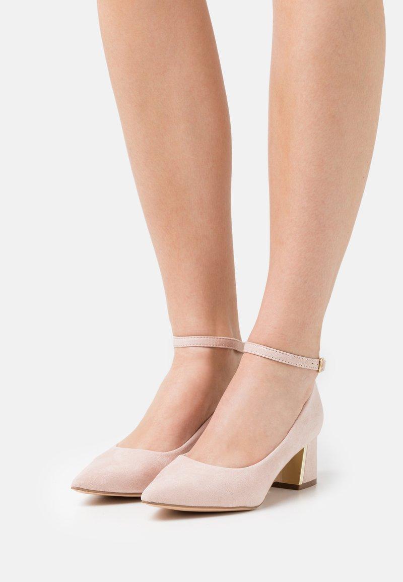 Anna Field - Tacones - light pink