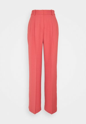 HATIKI - Trousers - medium red