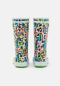 Aigle - LOLLY POP THEME UNISEX - Wellies - multicolor - 2