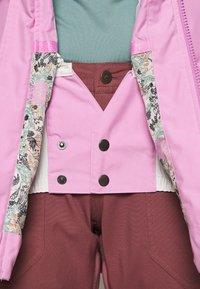 Burton - LAROSA PUFFY  - Snowboard jacket - orchid - 4