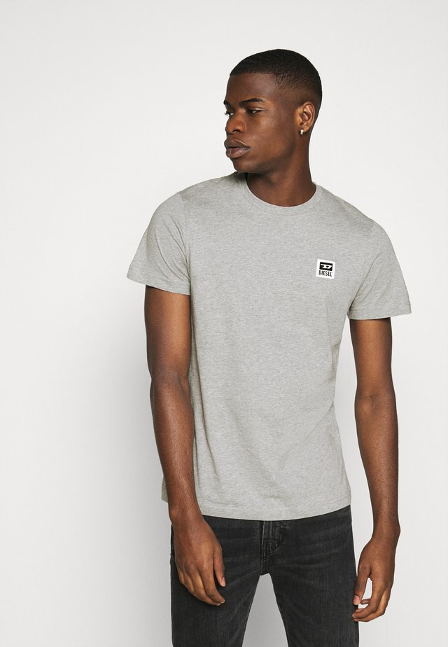 T-DIEGOS-K30 T-SHIRT - T-shirt basique - grey