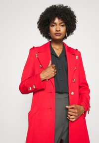 Patrizia Pepe - COATS - Classic coat - scala red - 3