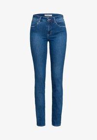 BRAX - STYLE SHAKIRA - Jeans Skinny - used light blue - 5