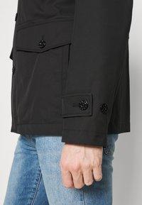 Strellson - AVERSA - Classic coat - black - 5