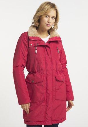 Płaszcz zimowy - rot