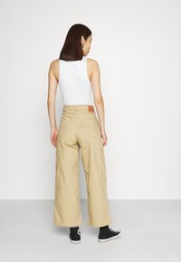 Levi's® - HIGH WAISTED CROP  - Relaxed fit jeans - incense sound - 2