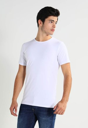 NOOS - Basic T-shirt - optical white