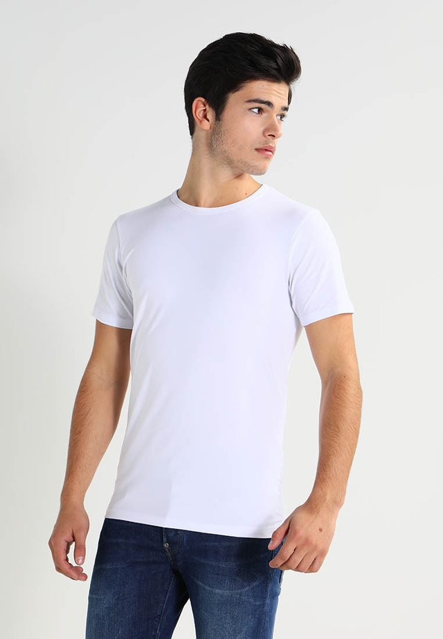 NOOS - Camiseta básica - optical white