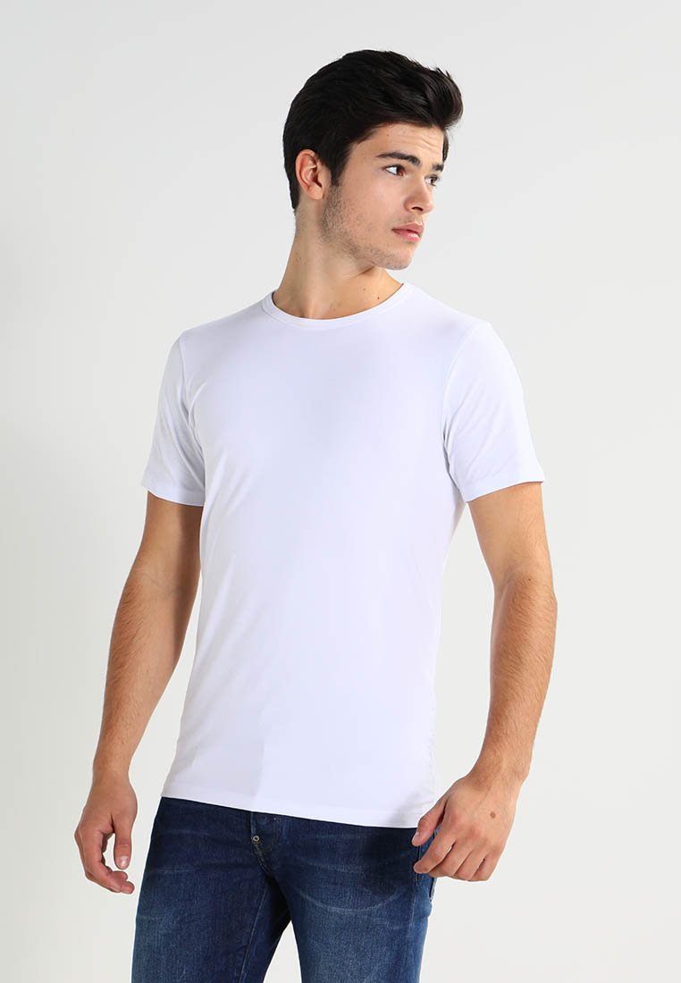 Jack & Jones - NOOS - T-shirt basic - optical white