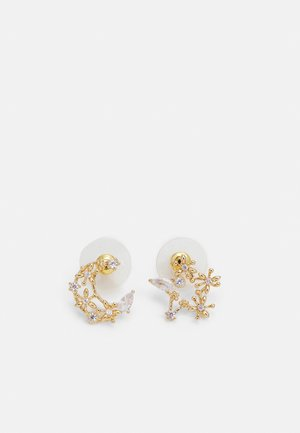 PAYSA - Earrings - clear/gold-coloured