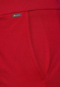 Street One - Trousers - rot - 3