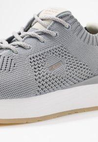 GANT - BEVINDA - Sneakers laag - steel gray - 2