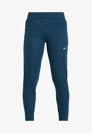 SHIELD PROTECT PANT - Jogginghose - midnight turq/silver