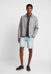 Only & Sons - ONSVPPLY - Szorty jeansowe - blue denim - 1