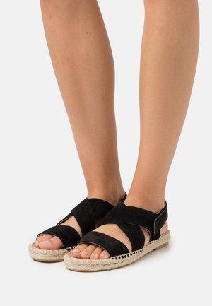 DAHLIA - Sandals - black