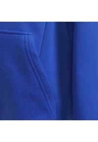 adidas Performance - DESIGNED TO MOVE OBERTEIL - Zip-up sweatshirt - blue - 2