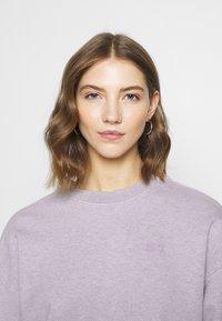 Levi's® - DIANA CREW - Sweatshirt - heather lavender frost garment - 5