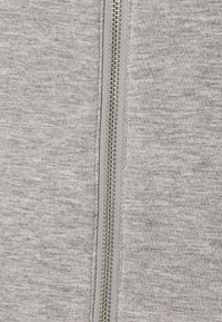 ONLY Petite - ONLLENA HOOD COAT PETIT  - Zip-up hoodie - light grey melange - 5