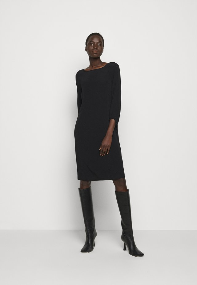 ELLIE - Korte jurk - black
