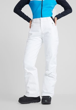 WINNER - Spodnie narciarskie - white