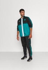adidas Performance - REAL MADRID ICON - Training jacket - black - 1