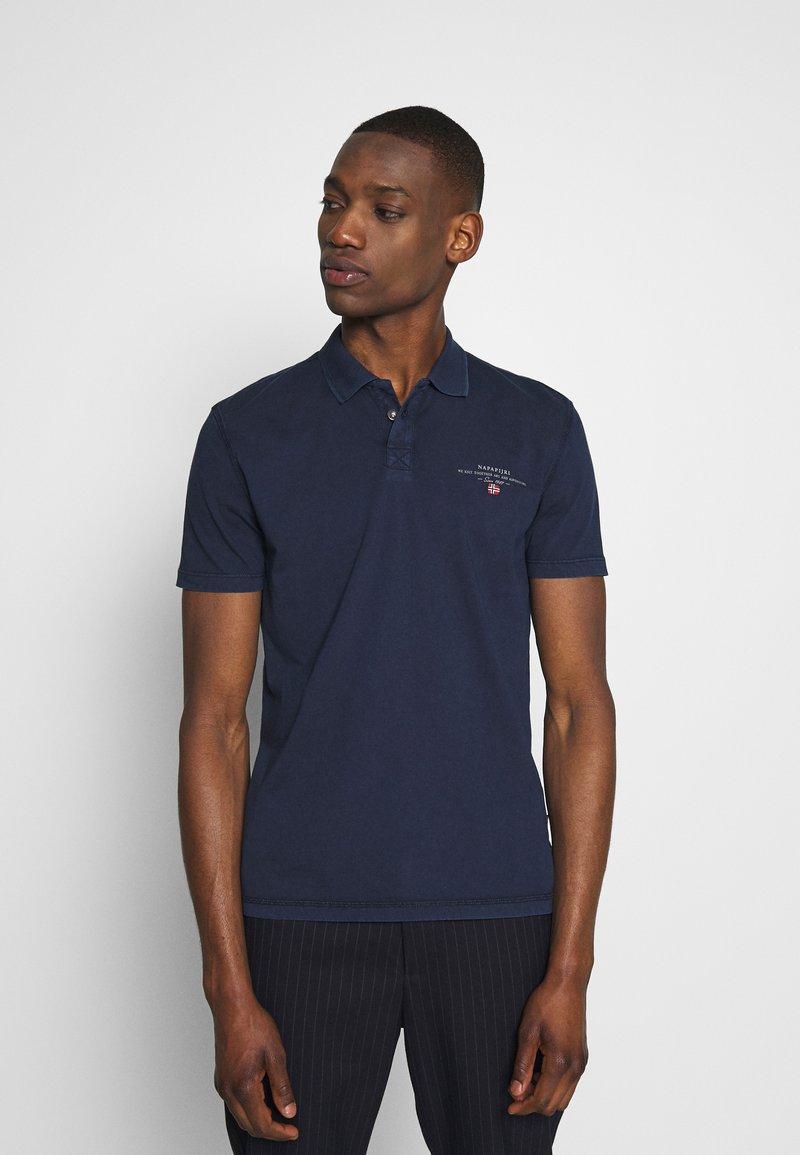 Napapijri - ELLI - Polo shirt - medieval blue