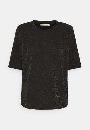 FLOYD - T-shirt z nadrukiem - black