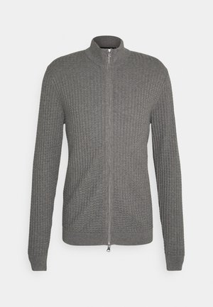 MACARDO - Vest - medium grey melange