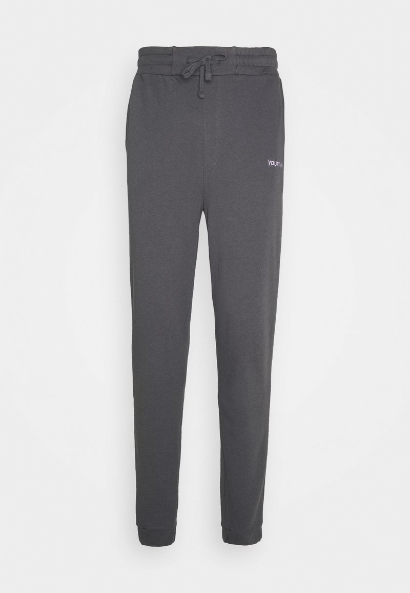 YOURTURN - Tracksuit bottoms - dark grey