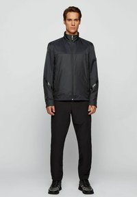BOSS - Waterproof jacket - black - 1