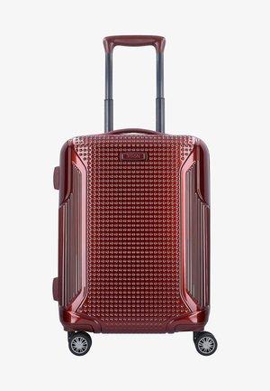 CODY - Wheeled suitcase - bordeaux