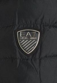 EA7 Emporio Armani - GIACCA PIUMINO - Down coat - black - 7