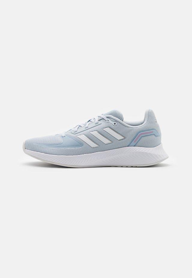 RUN 2.0 - Hardloopschoenen neutraal - halo blue/footwear white/dash grey