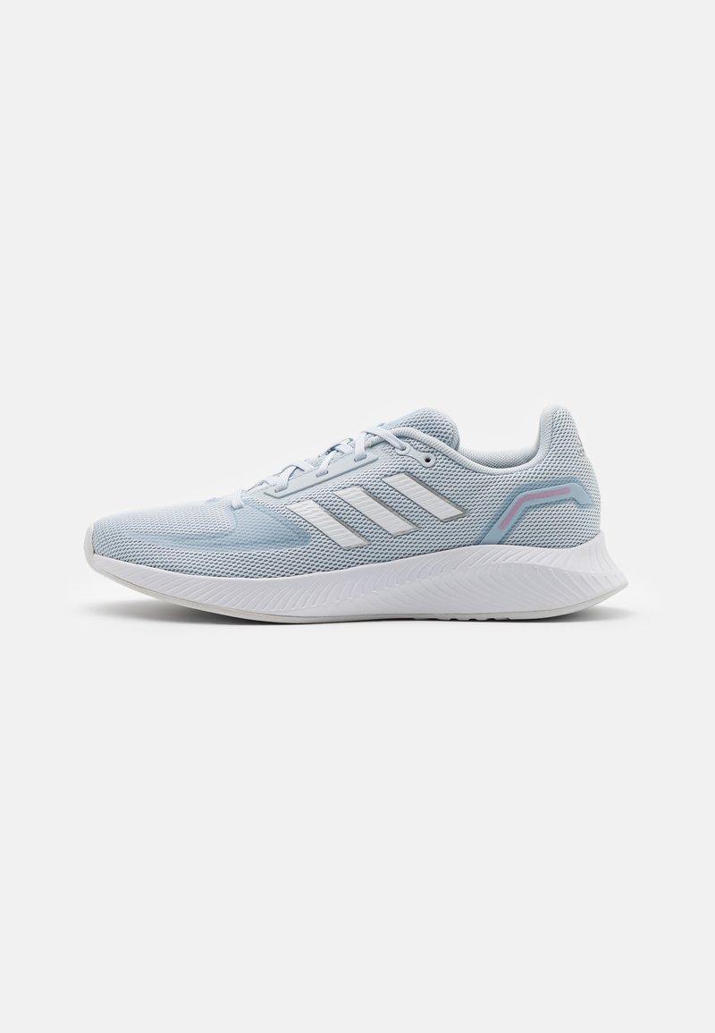 adidas Performance - RUNFALCON 2.0 - Neutral running shoes - halo blue/footwear white/dash grey