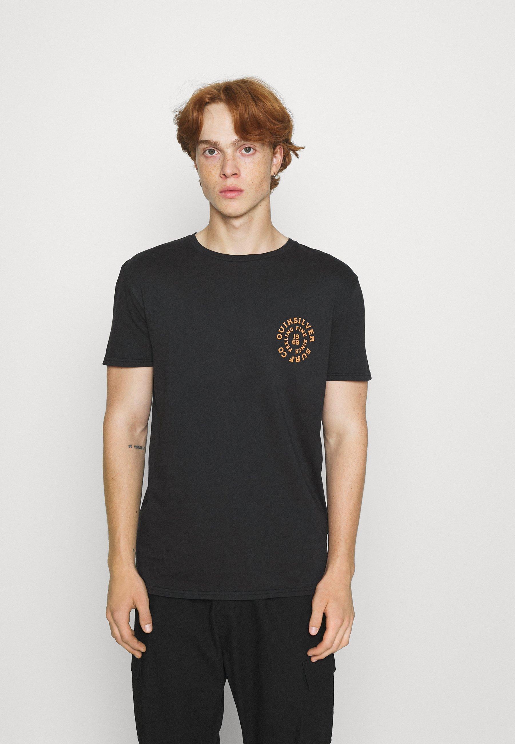 Men CAUTIONARY TALE - Print T-shirt