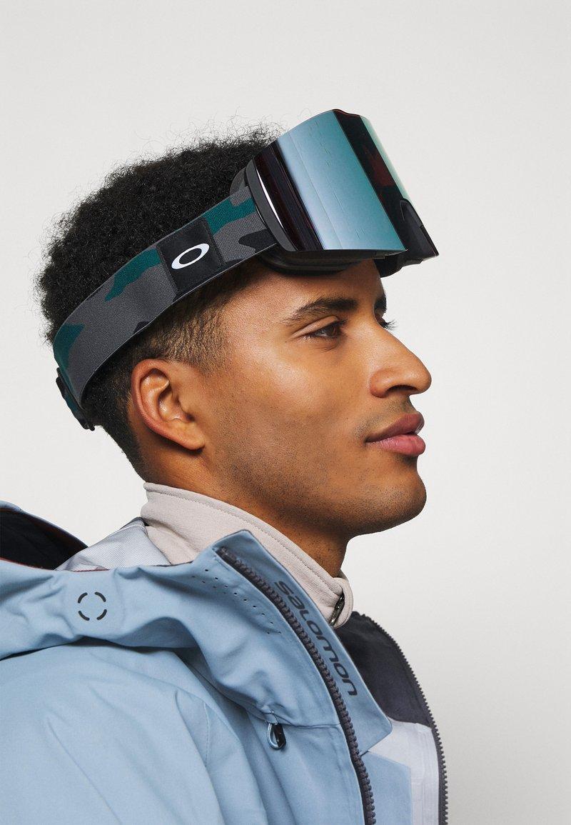 Oakley - FALL LINE XM UNISEX - Ski goggles - prizm snow/sapphire
