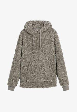 BORG - Fleece jumper - beige