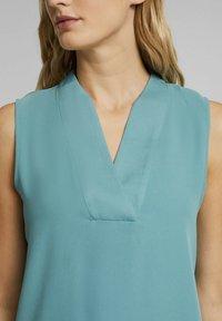 Esprit Collection - Blouse - dark turquoise - 6