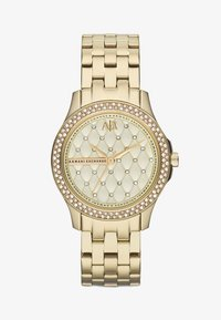 Armani Exchange - Zegarek - gold-coloured - 2