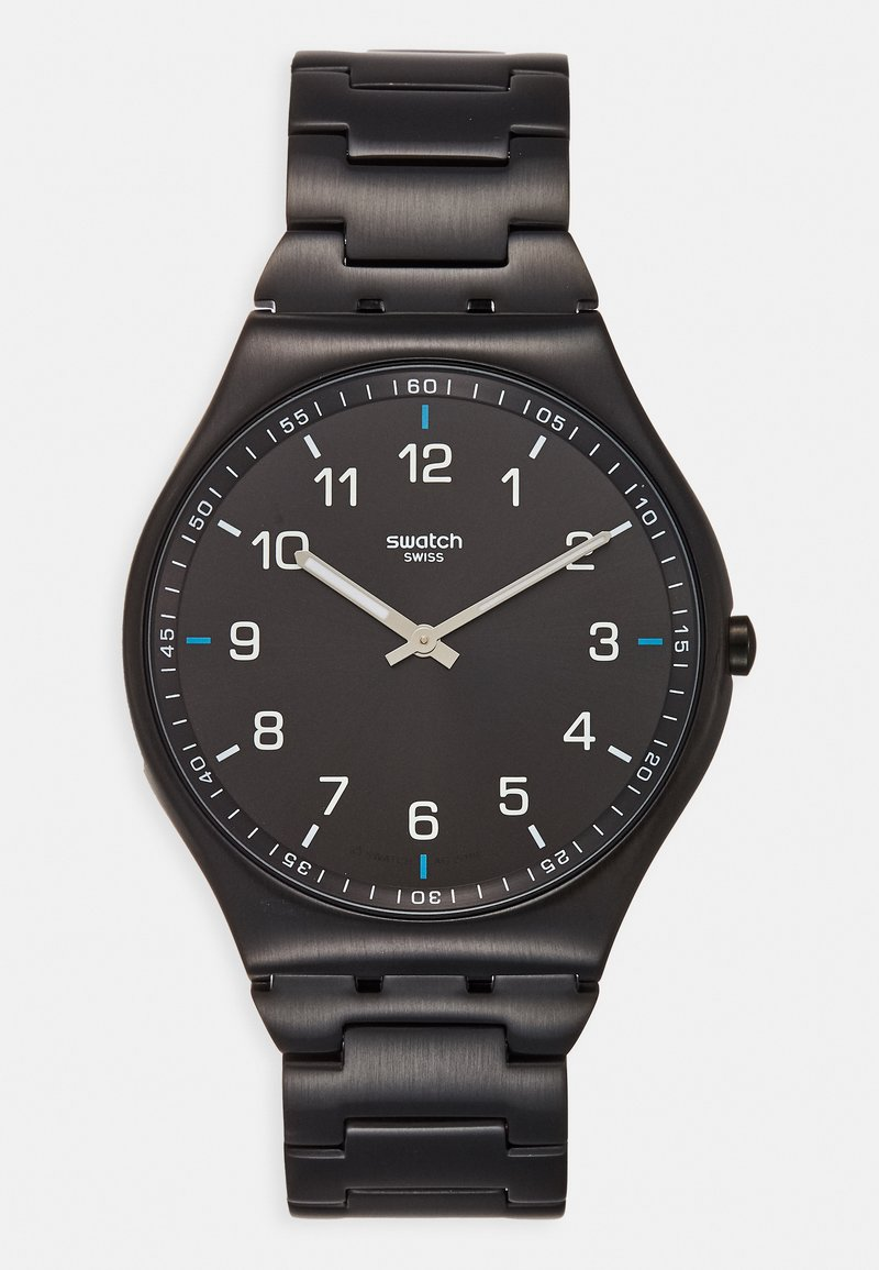 Swatch - SKIN SUIT BLACK - Orologio - black