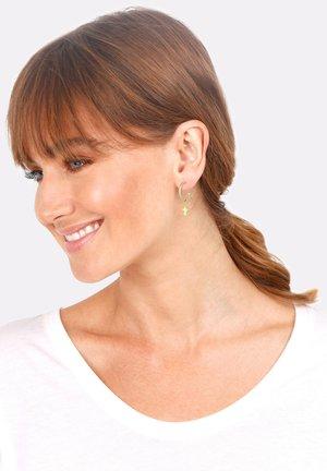 CROSS - Earrings - gold